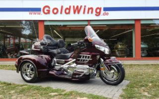 Goldwing Trikes Gespanne Goldwing Haus Fuchs